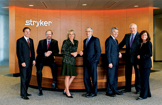 stryker corporation View stryker corporation location, revenue, industry and description find related  and similar companies as well as employees by title and much more.