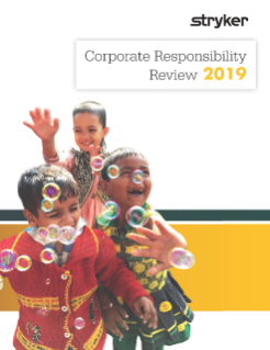 Corporate Responsibility Review 2019