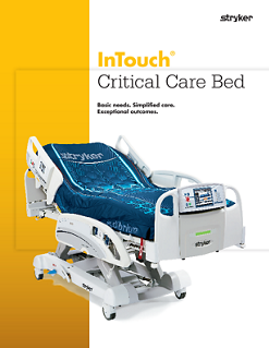 InTouch Critical Care Bed Brochure