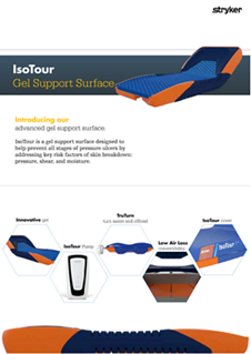IsoTour Gel Support Surface