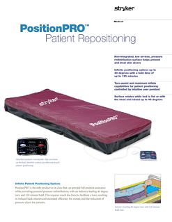 PositionPRO Spec Sheet