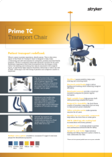 Prime TC  Spec Sheet English