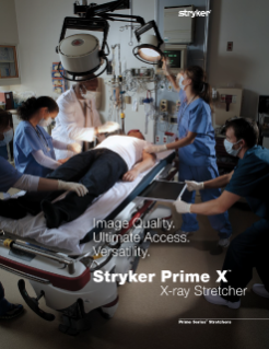 Prime X X-ray Stretcher Brochure