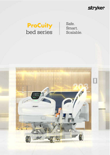 ProCuity bed series brochure