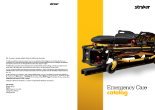 Stryker Patient Transport Catalog