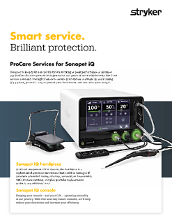 ProCare Services for Sonopet iQ