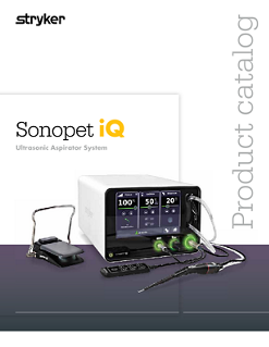 Sonopet iQ Product Catalog