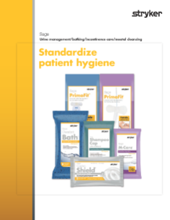 Patient cleansing brochure