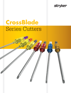 CrossBlade Series Cutters brochure