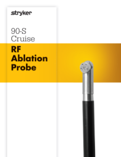 90-S Cruise RF ablation probe brochure
